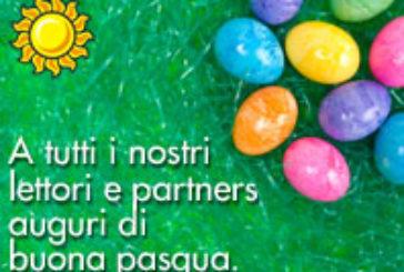 Buona Pasqua ai lettori di www.travelnostop.com