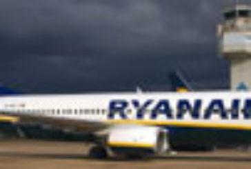 Ryanair annuncia nuovi voli da Trieste per Bristol