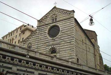 Genova, il Tci apre la chiesa di S. Stefano