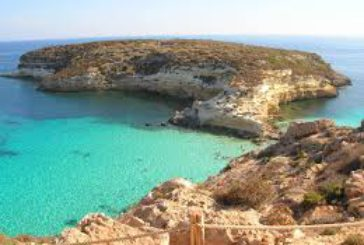 Lampedusa capitale del turismo italiano