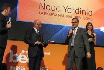 Nova Yardinia eletto Miglior Location per Eventi Incentive