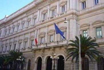 Bankitalia; a settembre saldo positivo da 1,983 mln