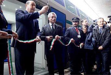 Trenitalia, un nuovo Vivalto a servizio dei pendolari laziali