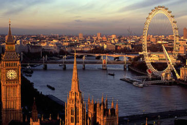 Londra destinazione record nel 2013 con 16 mln di turisti stranieri