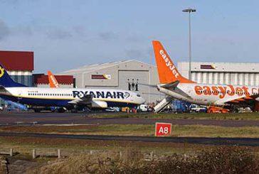 Mancata trasparenza su assicurazioni, multa a easyJet e Ryanair