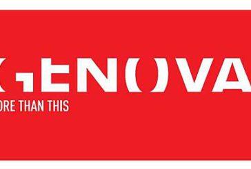 Genova presenta il suo nuovo logo