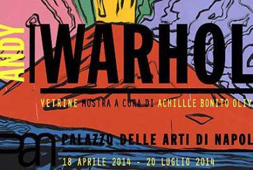 Napoli celebra Andy Warhol con una mostra al Pan
