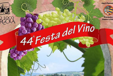 Ricco programma a Pergola per la 44^ Festa del Vino