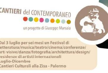 A Palermo i Cantieri rivivono con un Festival sul contemporaneo