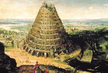 Alitalia, la Sicilia e… la Torre di Babele