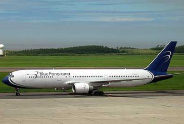 Blu Panorama raddoppierà volo da Reggio Calabria per Roma