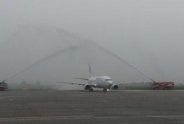 Blue Air inaugura volo Cuneo-Bucarest con tariffe da 27,99 euro