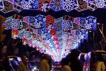 Pescara si prepara al Natale con il 'D'Annunzio Street Festival'