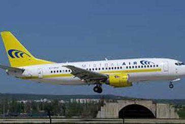 Fulmine su aereo Mistral Air-Alitalia: atterraggio di emergenza a Fiumicino