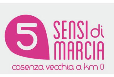 Cosenza apre le porte ai trekking culturali di '5 sensi di marcia'