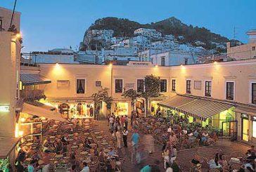 Capri e Costiera Amafitana al top per turisti esteri