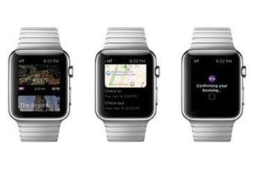 Prenotazioni a portata di polso con app per Apple Watch di HotelTonight