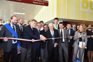 A Orio al Serio inaugurato il nuovo terminal