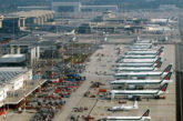 Alitalia riorganizza operativo su Milano e Venezia: voli sospesi a Malpensa