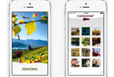 Scoprire l'Alto Adige del vino con la 'Culturonda Wein App'