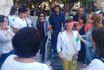Operatori turistici nei panni dei disabili per testare accessibilità