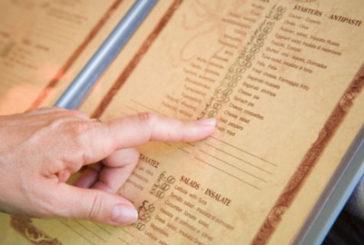 Gli stranieri bocciano i menù italiani, poco multilingue e provinciali