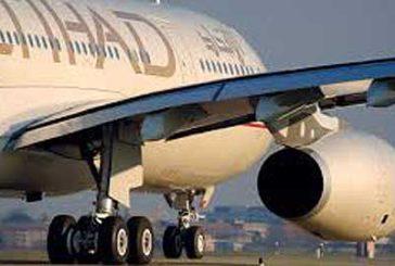 Etihad in rosso, pesano i conti di Alitalia e Air Berlin