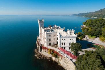 Al Castello Miramare riapre dopo 10 anni l' Infopoint