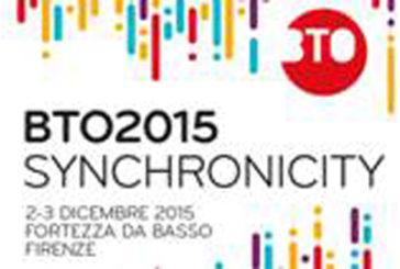 A Firenze l'8^ edizione di Bto con il claim 'Synchronicity'