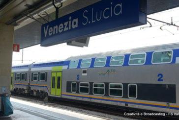 Venezia, la flotta Trenitalia si arricchisce di un nuovo Vivalto