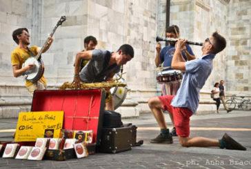 A Ibla la festa di artisti di strada più a sud d'Europa
