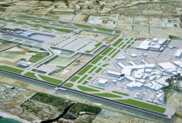 Fiumicino: nel 2021 aprirà quarta pista, impatto minimo sul territorio