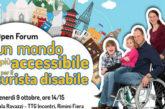 Un mondo più accessibile per il turista disabile: open forum a Rimini