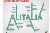 Alitalia:100 voli in più nella Winter 2016, +5% voli interni e lungo raggio