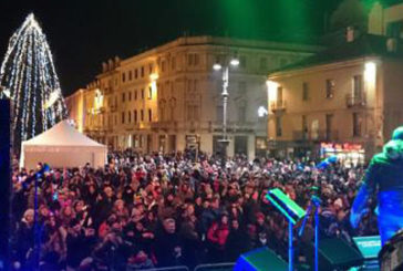 Ad Aosta cancellato Capodanno in piazza Chanoux