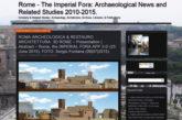 I Fori romani arrivano sui tablet con l'app 'Imperial Fora'