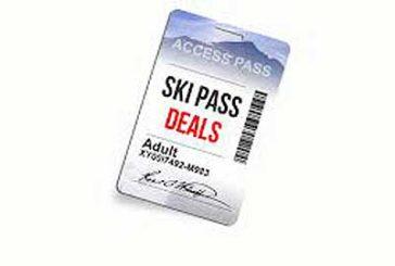 Svizzera,tariffe low cost per ski pass. Sconti a chi prenota in anticipo o all'ultimo