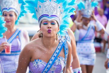 Colori e creatività al Carnevale di Aruba