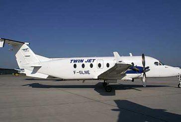 Twin Jet, da marzo decolla il volo Torino-Lione