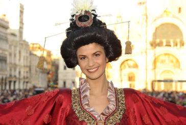 Venezia, Irene Rizzi pronta per il Volo dell'Angelo