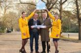 Ryanair: partnership per beneficenza con Sos Children's Village Uk