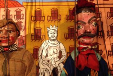 A Palermo per Carnevale Cuticchio recupera la tradizione dei pupi di farsa