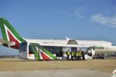 Alitalia, a novembre in crescita passeggeri e ricavi