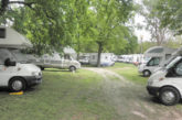 Volterra, a pasqua nuova area camper a San Lazzaro