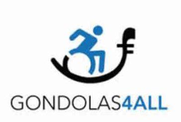 Venezia, ora le gondole sono accessibili ai disabili