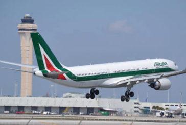 Alitalia, dall'1 aprile stop al volo Pescara-Roma
