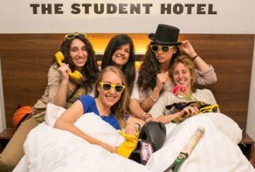 The Student Hotel Firenze vince premio Best in Class e pensa a nuove aperture
