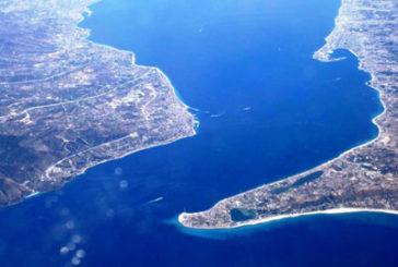 Stretto di Messina off limits da domani a Pasquetta