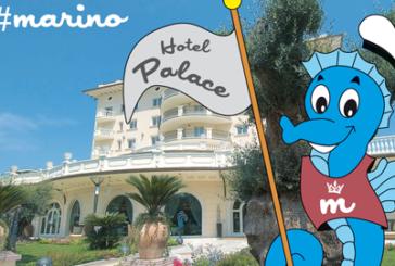 Ecco 'Marino' la nuova mascotte del Gruppo Batani Select Hotels