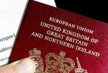 Brexit/2, entro due anni servirà passaporto ma viaggi forse più convenienti